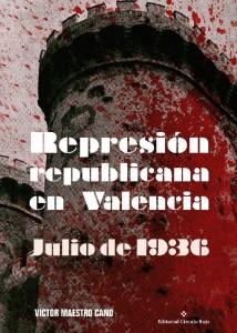 Libro Represión Republicana en Valencia