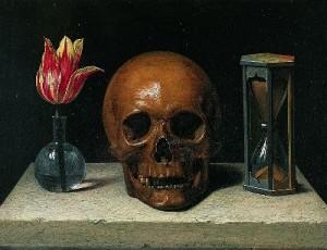 "Vida, muerte y tiempo. Philippe de Champaigne's: ""Vanitas"" c. 1671"