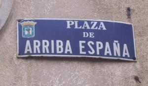 Plaza de Arriba España