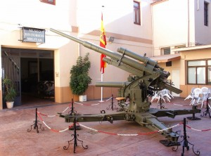 Cañón antiaéreo alemán, calibre 88/56