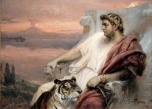 Nerón y el incendio de Roma (julio-64)