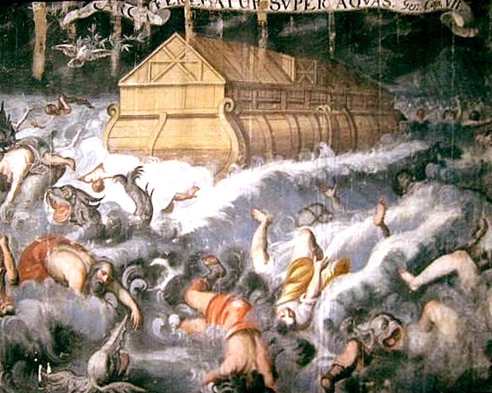 Diluvio universal - Arca de Noé