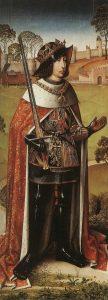 MAESTRO DE LA VIDA DE JOSÉ: Felipe el Hermoso (1504-1506)
