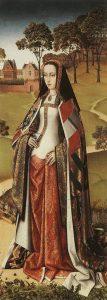 MAESTRO DE LA VIDA DE JOSÉ: Juana la Loca (1504-1506)