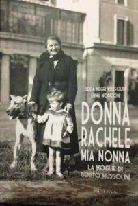 Libro nieta Mussolini