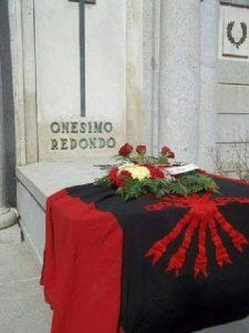 Tumba Onésimo Redondo