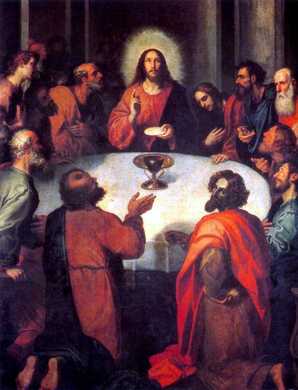 institución-de-la-eucaristía-última-cena