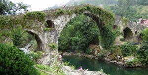 Puente cangas-asturias