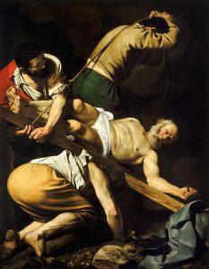 crucifixion-san-pedro-caravaggio