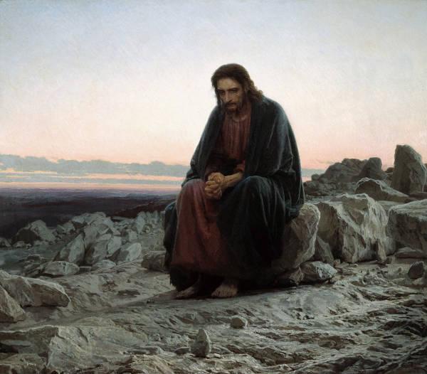 jesus-en-el-desierto