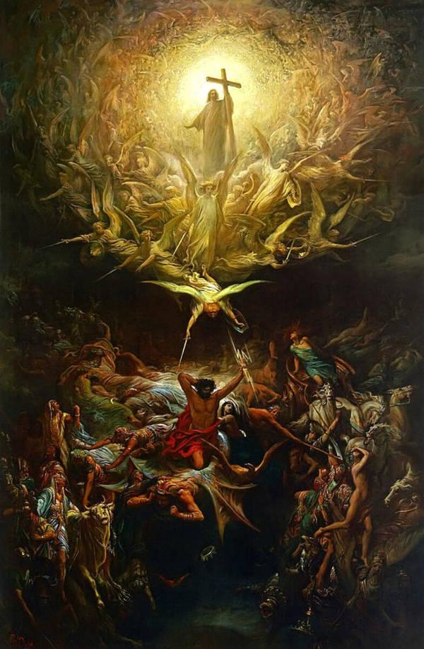 triunfo-cristianismo-sobre-paganismo-gustavo-dore
