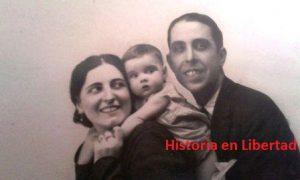 Alfonso Rodríguez Simoens y su esposa Carolina Barquero Hidalgo-Barquero